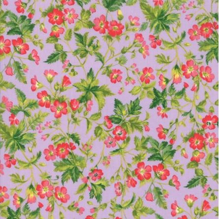 Picture of Moda Fabric Wildflowers #33382