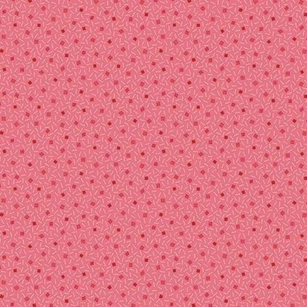 Picture of Dotted Square Pink 9015 E