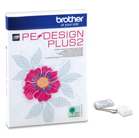 Picture of Brother PE Design Plus 2 Software SALE