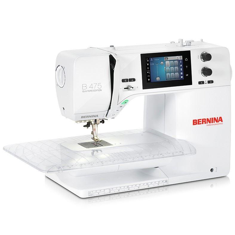 Bernina 475QE Sewing Machine | J&B Sewing