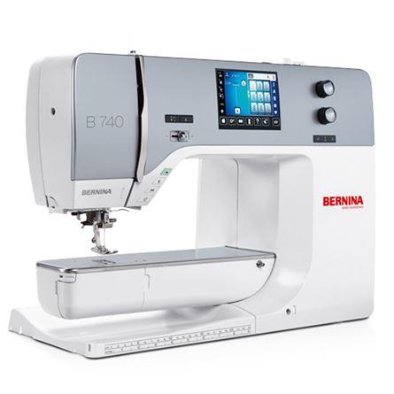 Picture of Bernina 740 Sewing Machine