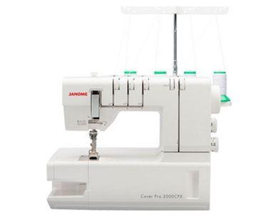 Picture of Janome Coverpro 2000CPX Cover Stitch Machine