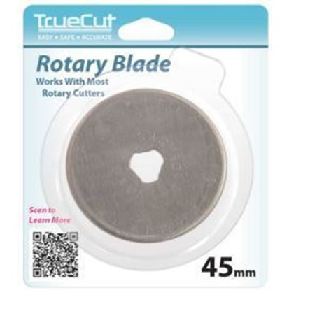 Picture of True Cut Rotary Blades 45mm 2 Blade Pkt