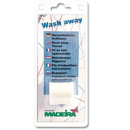 Picture of Madeira Wash Away Basting Thread