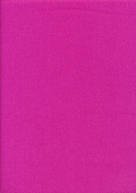 Picture of Rose & Hubble - Rainbow Craft Cotton Plain Raspberry 25