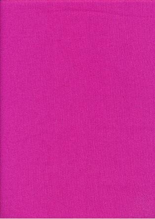 Picture of Rose & Hubble - Rainbow Craft Cotton Plain Raspberry 25