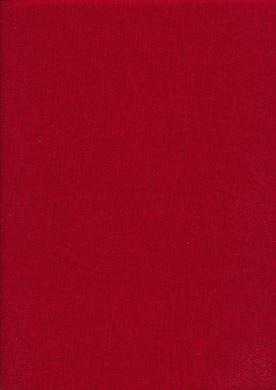 Picture of Rose & Hubble - Rainbow Craft Cotton Plain Crimson 33