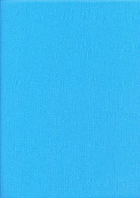 Picture of Rose & Hubble - Rainbow Craft Cotton Plain Cyan 45
