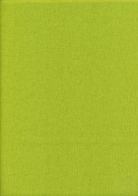 Picture of Rose & Hubble - Rainbow Craft Cotton Plain Chartreuse 58