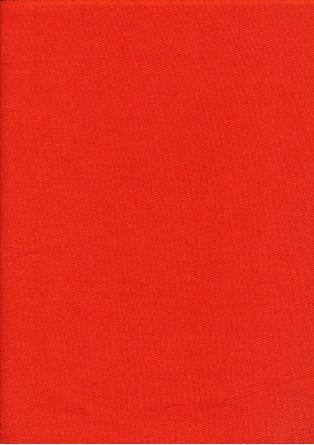 Picture of Rose & Hubble - Rainbow Craft Cotton Plain Paprika 20