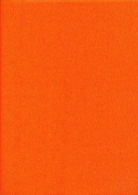 Picture of Rose & Hubble - Rainbow Craft Cotton Plain Orange 18