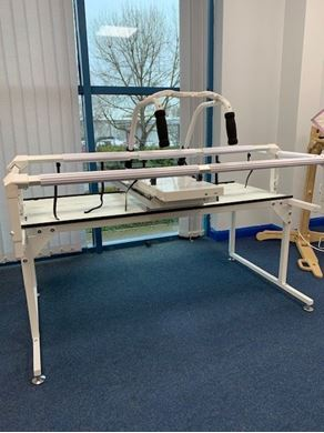 Picture of Q Zone Hoop Frame Second Hand