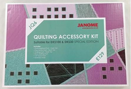 Picture of Quilting Accessory Kit - DKS JQ6