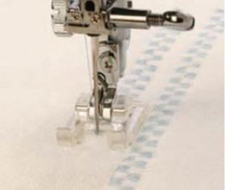 Picture of Custom Crafted Zig-Zag Foot (Open Toe) - Category B/C Janome