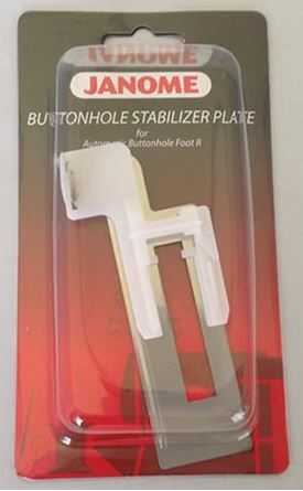 Picture of Buttonhole Stabilizer Plate