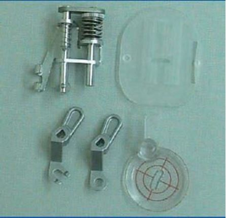 Picture of Convertible Free Motion Quilting Foot Set  Janome