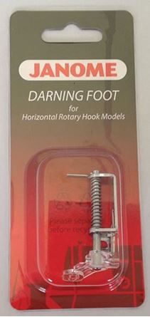 Picture of Janome Embroidery/Darning Foot - Category B