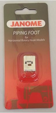 Picture of Janome Piping Foot - Category B/C