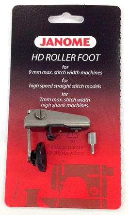Picture of Janome 202418007 Roller Foot HD Category D