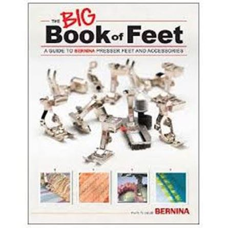 Picture of Bernina Big Book of Feet (2nd Edition)