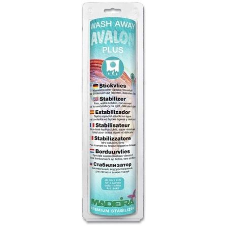 Picture of Avalon Plus Wash Away Stabiliser