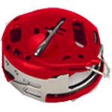 Picture of Red Bernina 9mm Bobbin Case 710/750/780 & New 4/5/7 Series