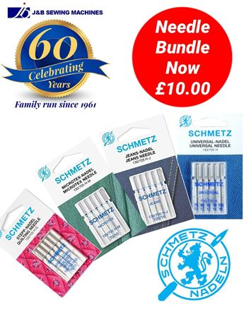 Picture of 60th Birthday Needle Bundle