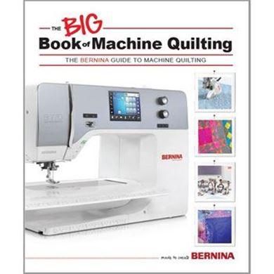 Picture of Bernina Big Book of Machine Quilting