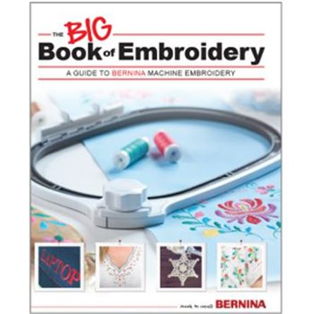Picture of Bernina Big Book of Embroidery