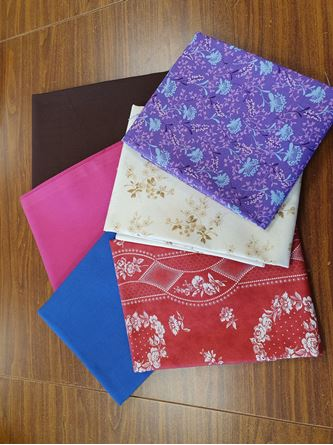 Picture of 1/2 metre bundle Mixed fabrics
