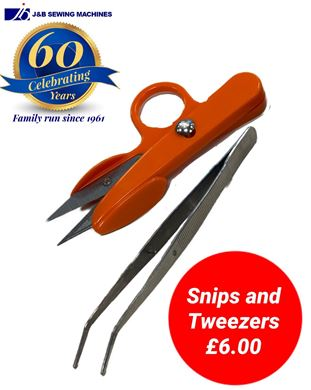 Picture of Snips and tweezers