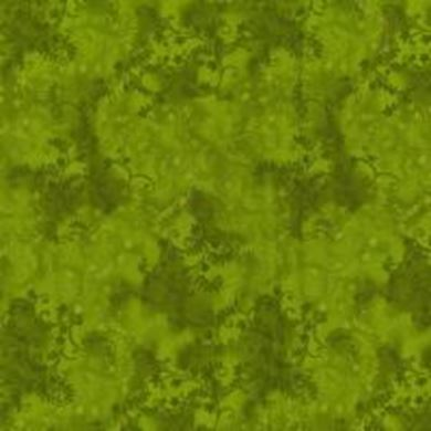Picture of Craft Cotton Mystic Vine Chartreuse