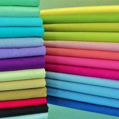 Picture of 60th Birthday Offer - Plain Fabric Bundle Makower Spectrum Solids