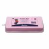 Picture of PINK BOBBIN BOX - For BERNINA 4, 5, 7 & 8 Series Black Jumbo Bobbins