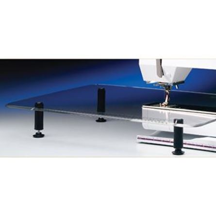 Picture of Bernina Plexiglass Quilting Extension Table