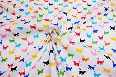 Picture of Multi Colour Cats CP0706