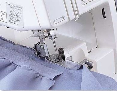 Picture for category Brother Overlock Feet