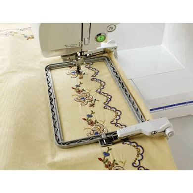 Picture of Brother Embroidery Border Frame  180 x 100mm BF2