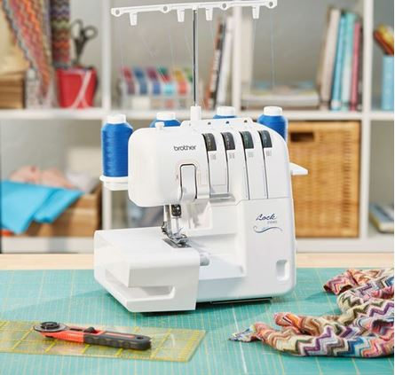 Picture of Brother 2104D Overlocker Machine