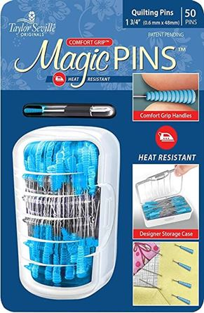 Picture of Taylor Seville Magic Quilting Pins