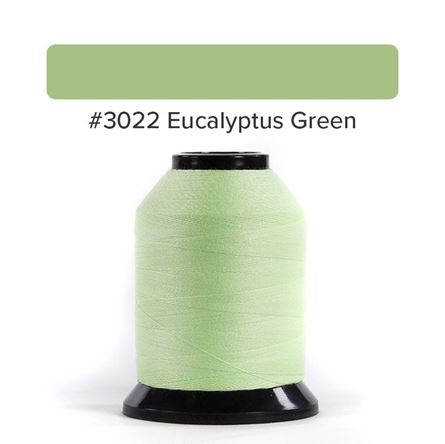 Picture of New Colour Finesse Eucalyptus Green 3022