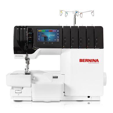 Picture of Bernina Overlocker Coverstitch Combe Machine L890