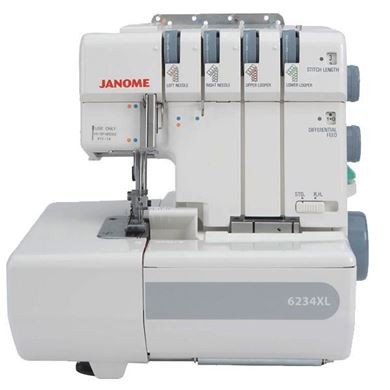 Picture of Janome 6234XL Overlocker